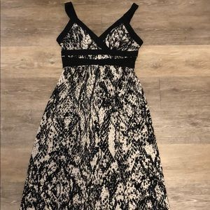 ACCEPTING OFFERS* Black Petite Maxi Dress EUC